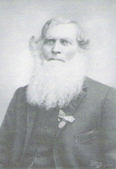 Capt. Daniel Goos (Courtesy Archives and Special Collections at Frazar Memorial Library, McNeese State University)
