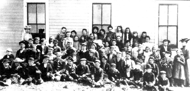 Student body in 1903